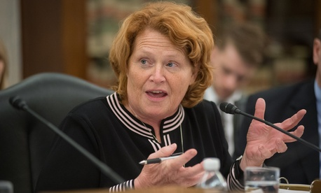 Sen. Heidi Heitkamp, D-N.D., introduced the measure.