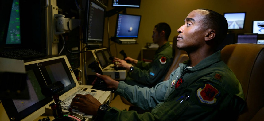 Air Force Will Offer Drone Pilots $35,000 Retention Bonuses