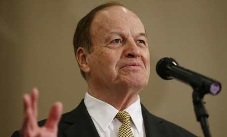 Sen. Richard Shelby, R-Ala.,has continued his long-standing tactic of blocking or slow-walking Obama financial regulators.