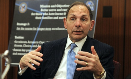VA Secretary Bob McDonald has expressed concern about the department's ability to recruit and retain a talented workforce as it recovers from a major scandal.