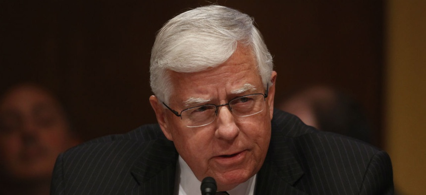 Sen. Mike Enzi, R-Wyo., thanked GAO for shining light on the issue.