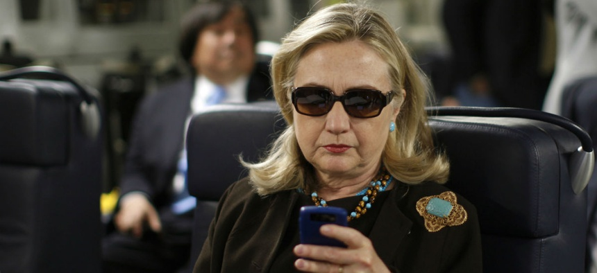 Authority to determine classification levels was one of the many issues raised by Hillary Clinton's email controversy.