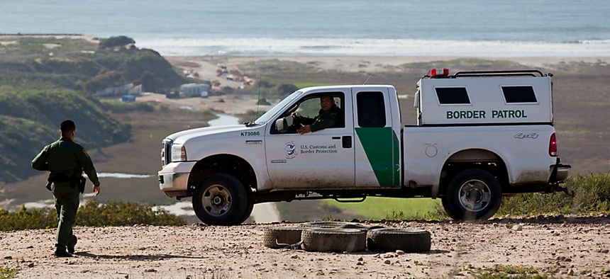 CBP is one of the agencies that has had a difficult time hiring efficiently.