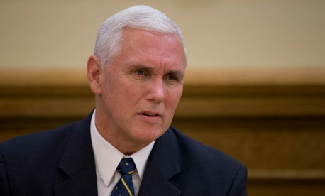 Newly appointed transition chairman Vice President-elect Mike Pence needs to sign a document for the power transfer to proceed.
