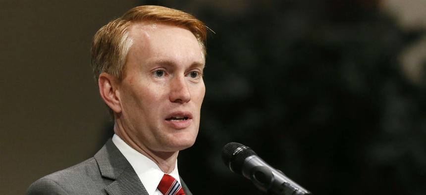 Sen. James Lankford, R-Okla., has taken over the annual waste list from former Sen. Tom Coburn.