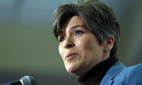 Sen. Joni Ernst, R-Iowa, is a champion of the bill.