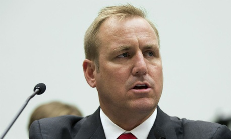 Rep. Jeff Denham, R-Calif., was the bill's primary sponsor.