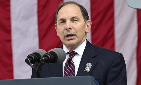 VA Secretary Bob McDonald