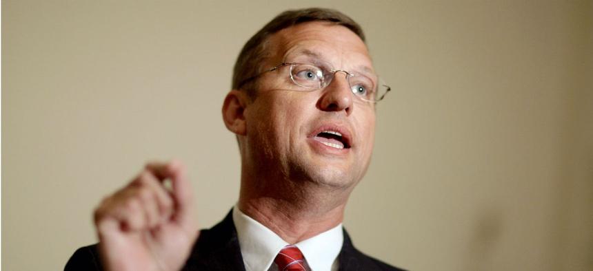 Rep. Doug Collins, R-Ga., re-introduced the REINS Act.