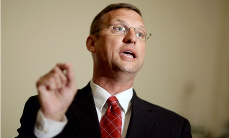 Rep. Doug Collins, R-Ga., re-introduced the REINS Act.