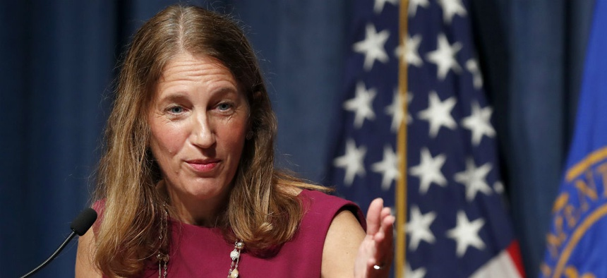 """""""If you hear something that sounds too good to be true, it probably is,"""" HHS chief Sylvia Mathews Burwell said."""