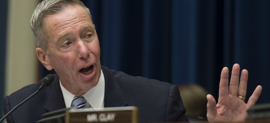 House Oversight and Government Reform Committee member Rep. Stephen Lynch, D-Mass.