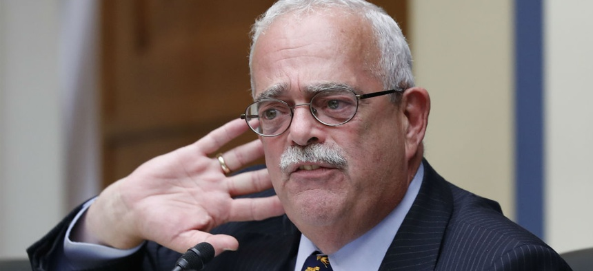 Lawmakers want to hear from whistleblowers. Rep. Gerry Connolly, D-Va., says the Trump Administration has had a chilling affect on federal employees.