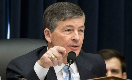 Rep. Jeb Hensarling, R-Texas, wrote an op-ed mapping out his strategy for abolishing CFPB.