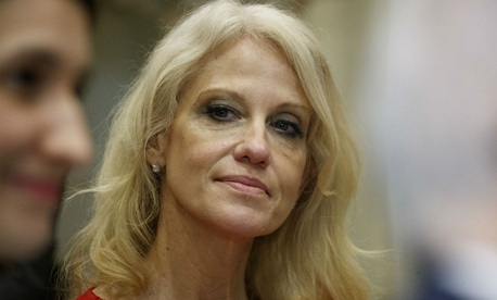 "There is ""strong reason to believe"" Conway violated Standards of Conduct, ethics office says."