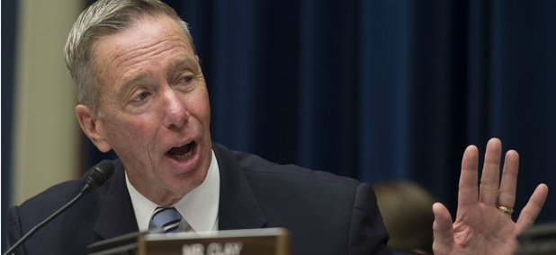Stephen Lynch, D-Mass., said the hiring freeze threatened services to veterans.