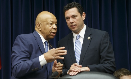 Reps. Elijah Cummings, D-Md., (left) and Jason Chaffetz, R-Utah, said they might pursue updates to the laws in the future.
