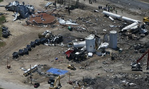 The Chemical Safety Board, which helped investigate the April 2013 explosion of a fertilizer plant in West, Texas, is pushing for stricter oversight of contractor safety measures.