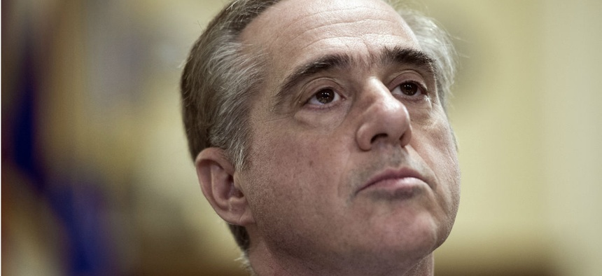 VA Secretary David Shulkin said it is unacceptable that the department has to wait 30 days to act on a proposed removal.