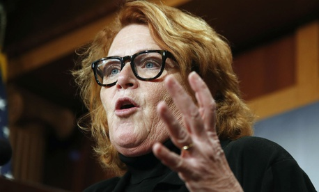 Sen. Heidi Heitkamp, D-N.D., is one of the senators who requested the review.