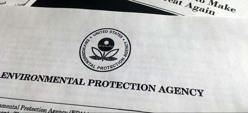President Trump's fiscal 2018 budget called on the EPA to cut 25 percent of its workforce, amounting to3,200employees.