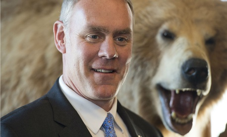 A report that Interior Secretary Ryan Zinke directed FWS to skip the day's educational events was wrong.