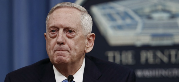"Defense Secretary James Mattis said leadership should focus on the ""necessity and prudence"" of recruitment and hiring actions going forward."