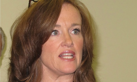 "Rep. Kathleen Rice, D-N.Y., and a colleague wrote: ""If this administration is categorically prohibiting basic communication with Democrats, then they are prioritizing politics and loyalty over national security and common sense."""