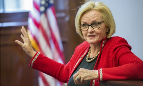 Sen. Claire McCaskill, D-Mo., requested the report.
