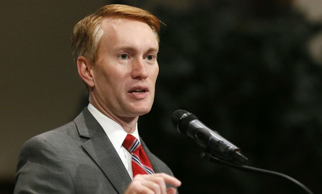 Sen. James Lankford, R-Okla., said he is not surprised that agencies aren't focusing on workforce cuts.