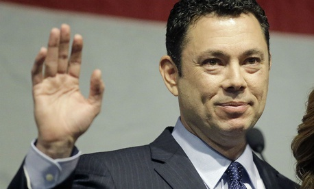 Rep. Jason Chaffetz, R-Utah, will resign on June 30.