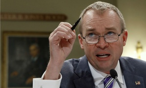 Budget Director Mick Mulvaney, while a Republican House Member from South Carolina, said at a July 2016 hearing that he was interested in reviving the A-76 public-private competitions.