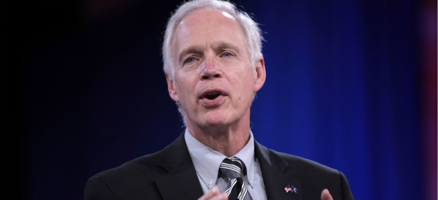 Sen. Ron Johnson, R-Wis., said he looks forward to working with Rao to reduce the burden of regulations.