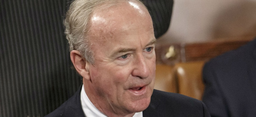 House Appropriations Committee Chairman Rodney Frelinghuysen, R-N.J., did not address the spending cap issue.