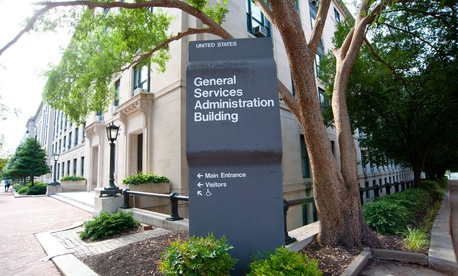 gsa swears in acquisition chief as predecessor emerges as whistleblower