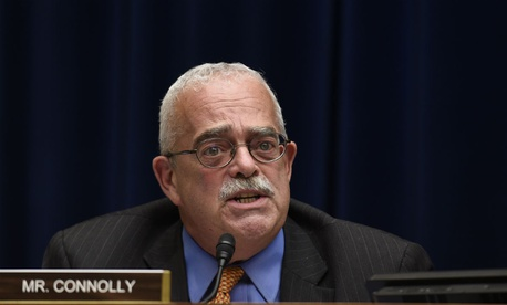 """This is designed to have a chilling effect,"" said Rep. Gerry Connolly, D-Va."