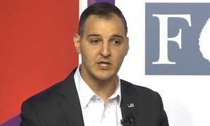 George Selim speaks during an event in Aspen in 2016.