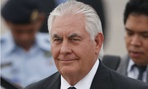 Secretary of State Rex Tillerson has cited the ongoing reorganization at the State Department as a reason for delays in appointments.