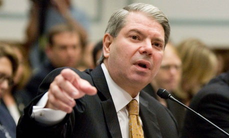 Comptroller General Gene Dodaro testifies before Congress in 2009.