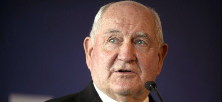 """Agriculture Secretary Sonny Perdue, in an email to departmentstaff, said: """"As public servants, our greater understanding of these important rules will help serve USDA's mission."""""""