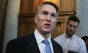 Sen. James Lankford, R-Okla., introduced the bill.