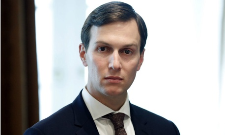 Trump son-in-law Jared Kushner heads the Office of American Innovation.