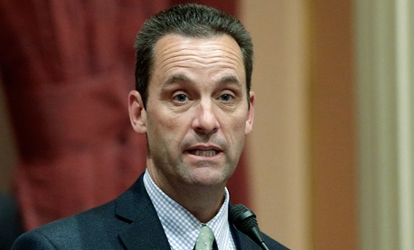 """""""This bill fights for a better and more transparent system to get rid of harmful backlogs,"""" said Rep. Steve Knight, R-Calif., the original sponsor of the bill in the House."""