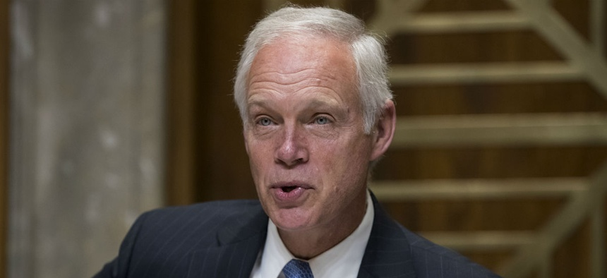 Sen. Ron Johnson, R-Wis., contends rule goes against the will of Congress.