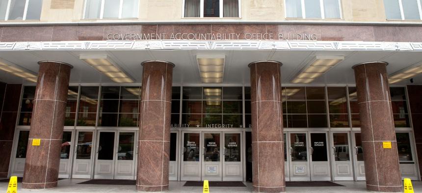 GAO headquarters in Washington.