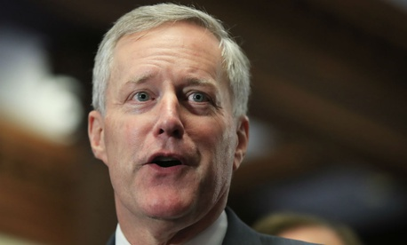 "Rep. Mark Meadows, R-N.C., said the measure would ensure agencies circumventing the OPM review process are ""in violation of a statute"" rather than a regulation."