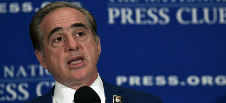 VA Secretary David Shulkin said he used his own money to pay for sightseeing on Europe trip.