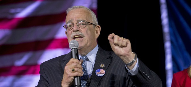Congressman Gerry Connolly, D-Va., supports raising civilian pay to match military a military pay increase.