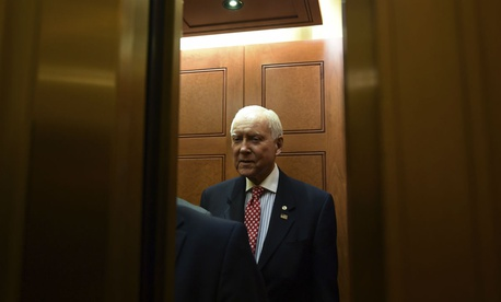 Sen. Orrin Hatch, R-Utah, is considering an amendment that would restrict how employees can make catch-up contributions to retirement plans when they reach age 50.