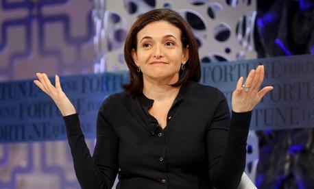 Sheryl Sandberg Is Calling Bs On Your Long Held Career Phobia